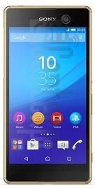 Sony Xperia M5 E5663
