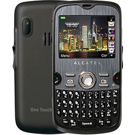 Alcatel OT-800 Tribe