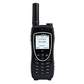 Iridium 9575 Extreme PTT Satellite Phone