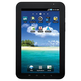 Samsung Galaxy Tab 7in GT-P1000