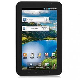 Samsung Galaxy Tab 7in SCH-i800