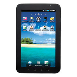 Samsung Galaxy Tab 7in SGH-T849
