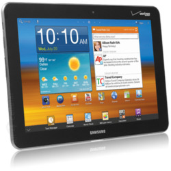 Samsung Galaxy Tab 10in 16GB SCH-i905