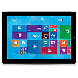 Microsoft Surface 3 128GB intel Atom