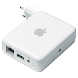 Apple AirPort Express Wireless G Router A1084