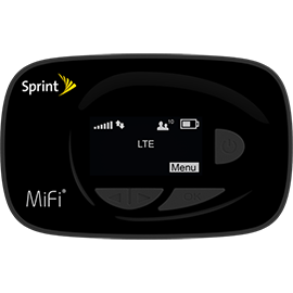 Novatel MiFi 500 LTE Sprint