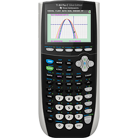 Texas Instruments TI-84 Plus C Graphing Calculator