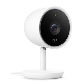 Nest Cam IQ Indoor Security Camera NC3100US