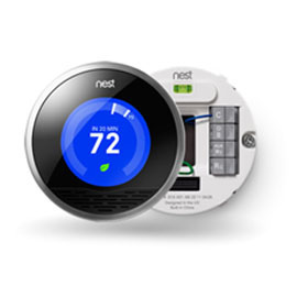 Nest Learning Thermostat 1st Generation