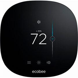 Ecobee ecobee3 lite Smart Thermostat EB-STATE3LT-0