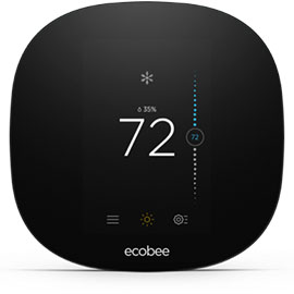 Ecobee ecobee4 Smart Thermostat EB-STATE4-01