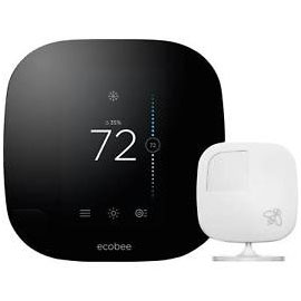 ecobee3 Smart Wi-Fi Thermostat 2nd Gen EB-STATE3-0