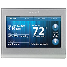 Honeywell Smart Thermostat with WiFi