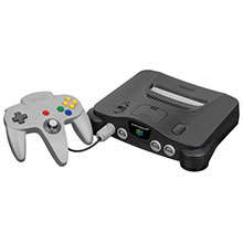 Nintendo 64 N64 Console