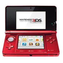 Nintendo 3DS Handheld CTR-001