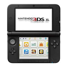 Nintendo 3DS XL Handheld SPR-001