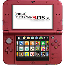 Nintendo New 3DS XL Handheld Console