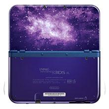 Nintendo New 3DS XL Galaxy Edition Handheld Console