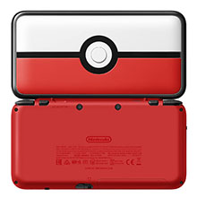 Nintendo New 2DS XL Poke Ball Edition Handheld